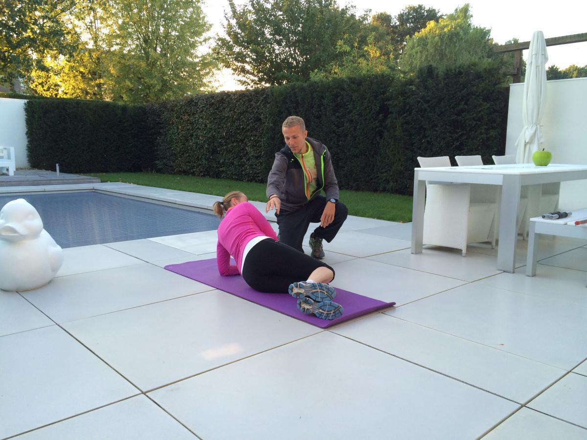 Personal coaching aan huis Fré Heylen WordFit.be