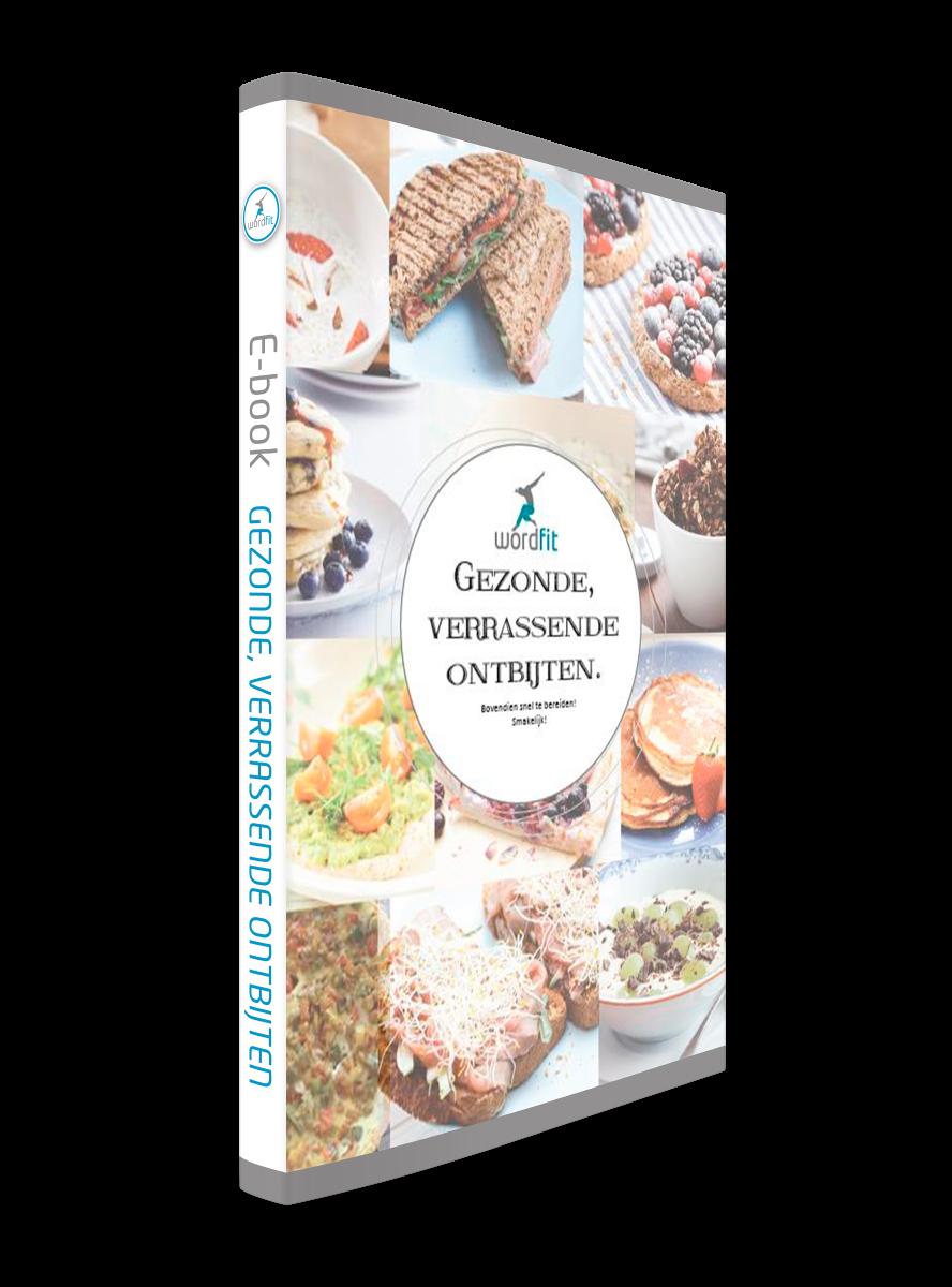 GRATIS WordFit EBOOK 'Verrassende ontbijtideeën'