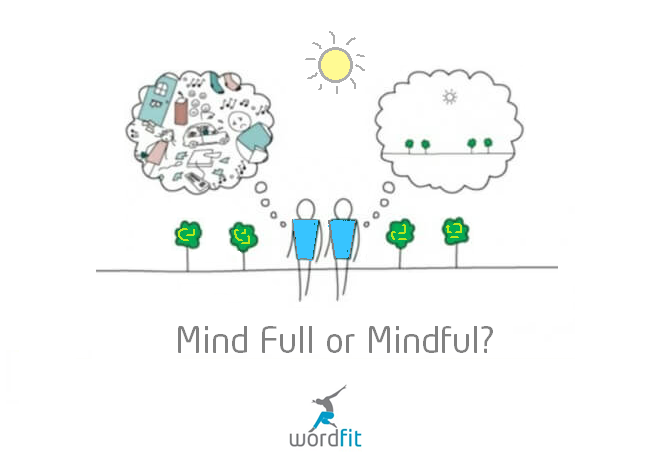 Mind Full or mindful? WordFit.be Online Relaxatieprogramma