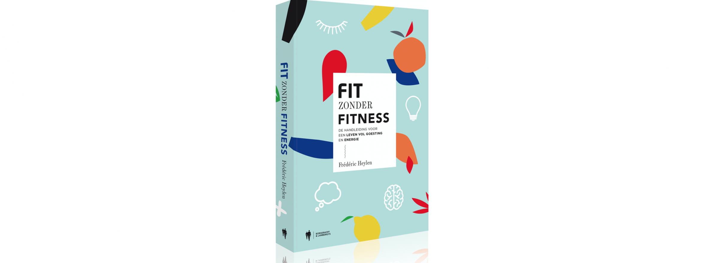Boek Frédéric Heylen Fit zonder fitness
