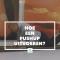 Makkelijkere variant pushups WordFit Thuis je lichaam verstevigen