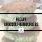 Recept Broccoli-hamburgers WordFit Online vitaliteitscoaching voor een leven vol goesting en energie