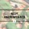 Recept Kikkererwtenpizza WordFit