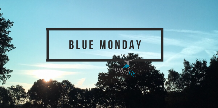 Blue monday WordFit online coaching