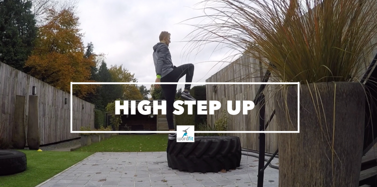High step up Billen verstevigen WordFit.be