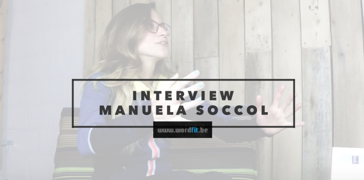 Interview Manuela Soccol WordFitMedia