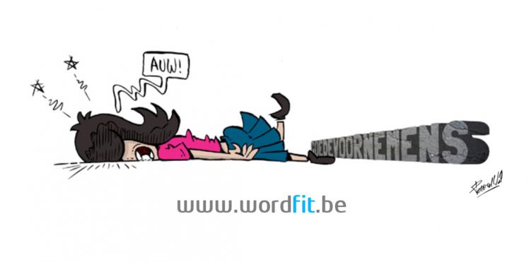 Goede voornemens waarmaken WordFit.be