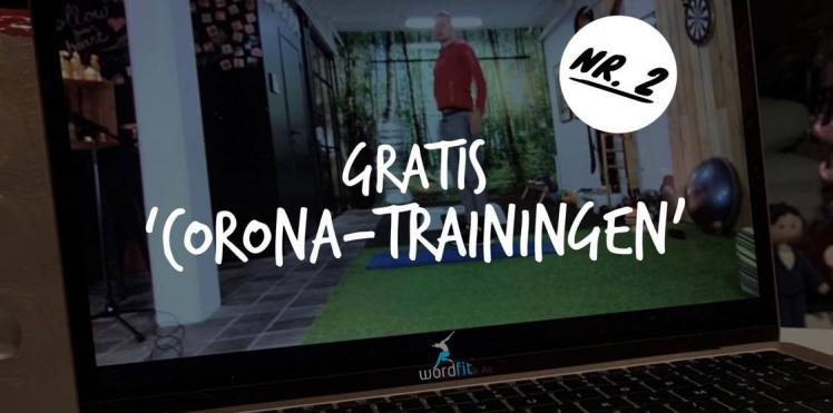 Opname 2e Corona-training Fré Heylen WordFi