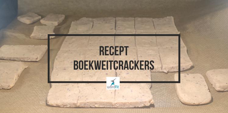 Crackers van boekweitmeel
