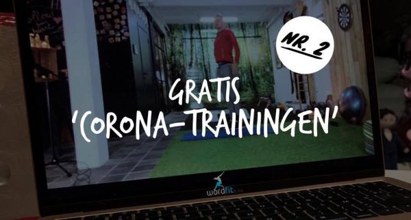 Opname 2e Corona-training Fré Heylen WordFi