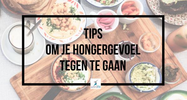 Tips om je hongergevoel tegen te gaan