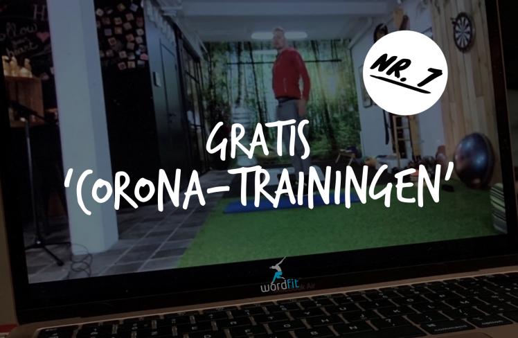 Gratis Corona-training WordFit Fré Heylen