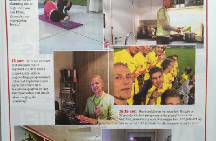 Artikel Rondom Heist-op-den-Berg (Het Nieuwsblad) 05/11/2014