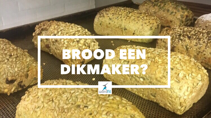 Brood een dikmaker? WordFit.be