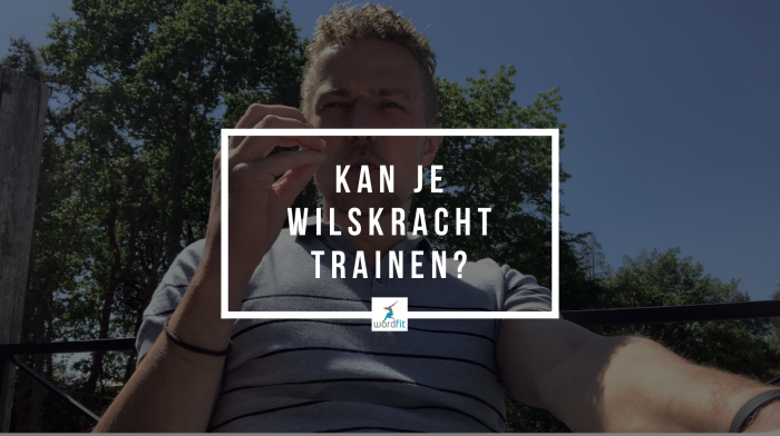 Kan je wilskracht trainen? WordFit Online lifecoaching