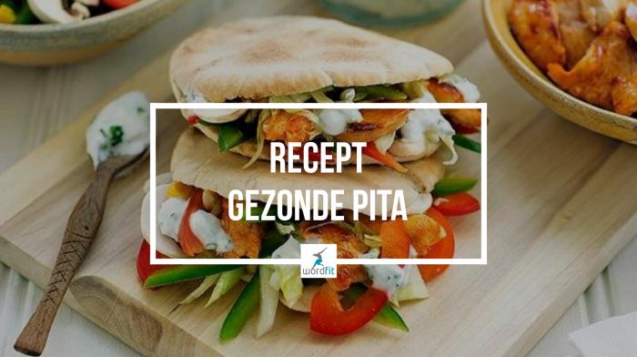 Gezonde Pita WordFit Lifecoaching