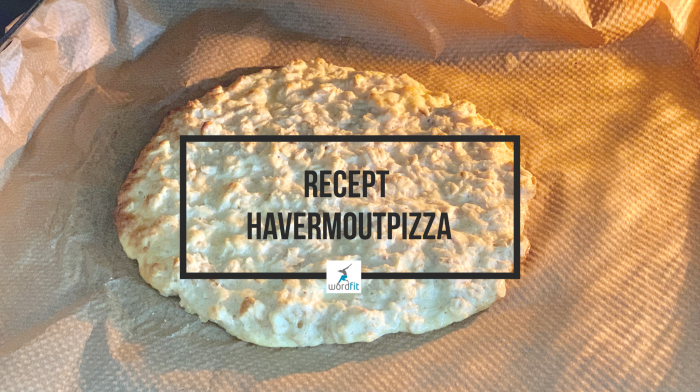 Recept Havermoutpizza