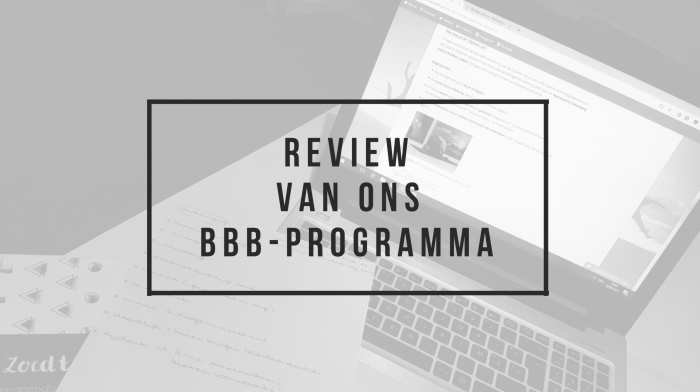 Review BBB-programma WordFit