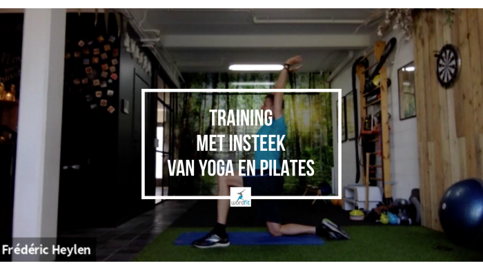 Training met insteek van yoga en Pilates