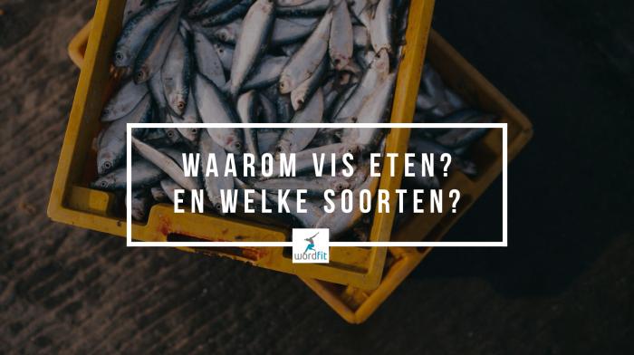 Waarom vis eten? WordFit Lifecoaching