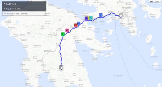 Spartathlon, de meest historische ultramarathon ter wereld WordFit.be