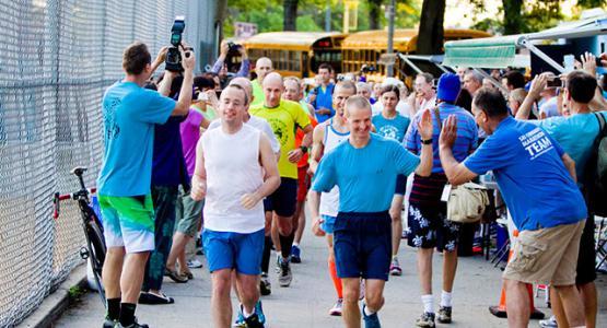 Self-Transcendence 3100 Mile Race New York Ultramarathon