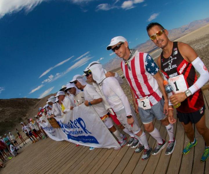Warmste ultramarathon