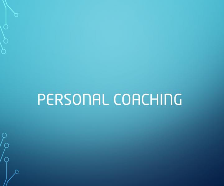 Personal coaching WordFit