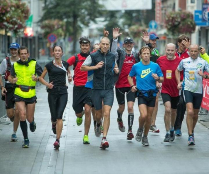 Dodentocht Ultramarathon België