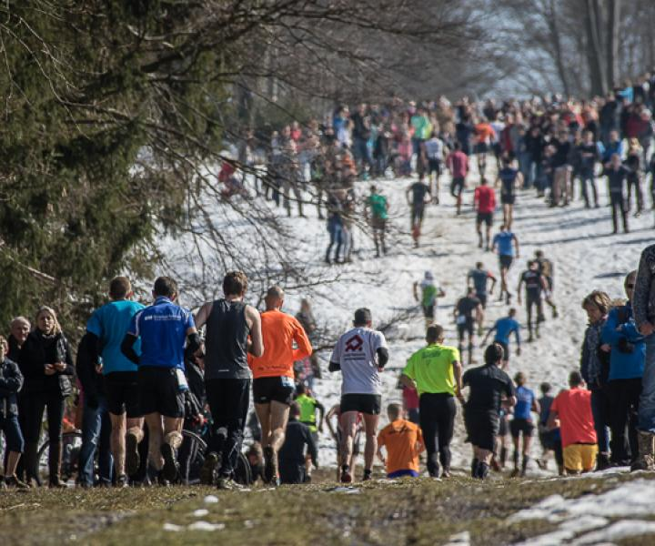 Crêtes de Spa Ultramarathon België