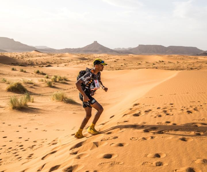 Droogste ultramarathon ter wereld