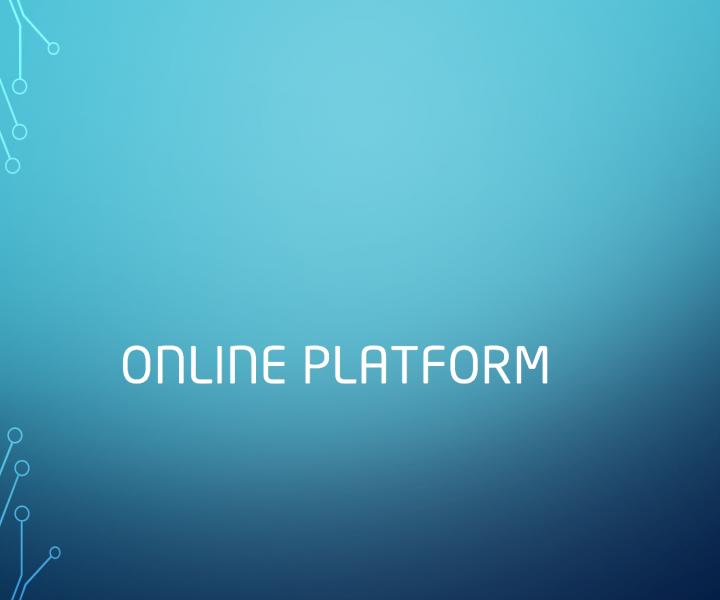 Online platform WordFit