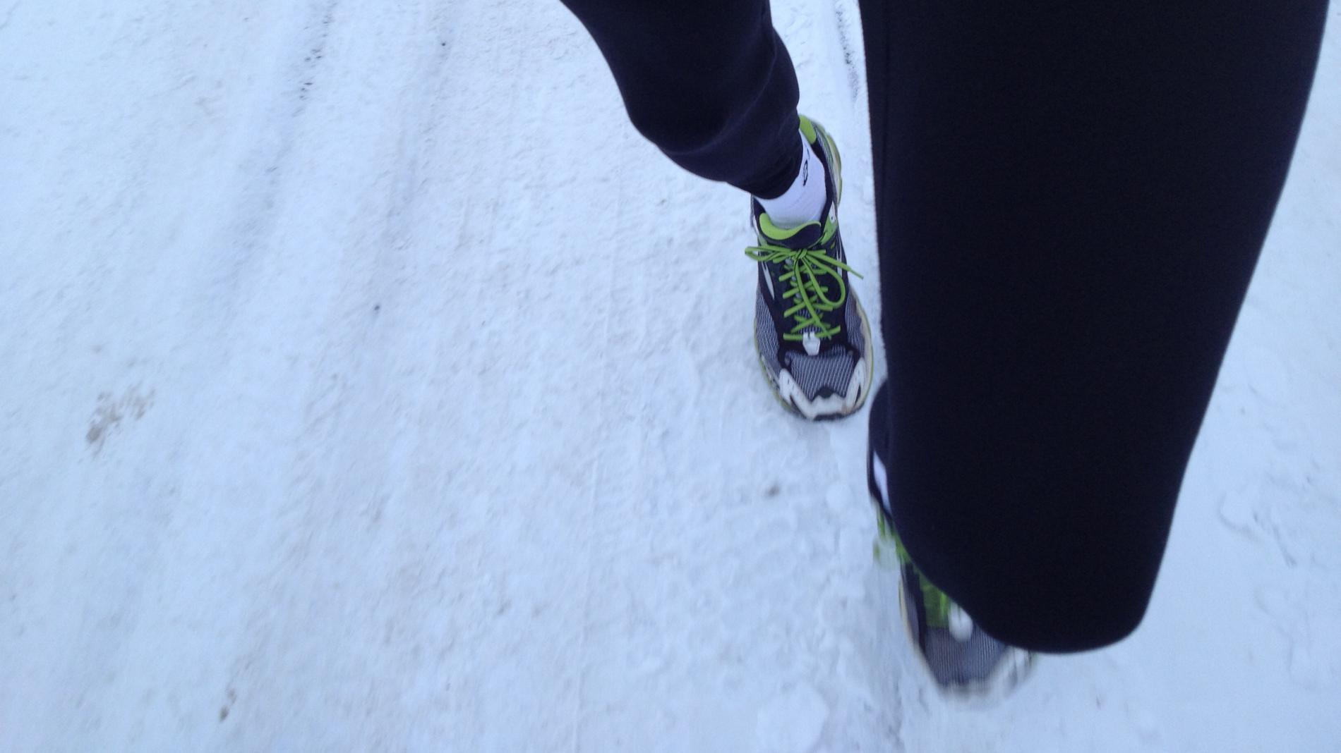 Lopen bij koude temperaturen WordFit Fit to Run