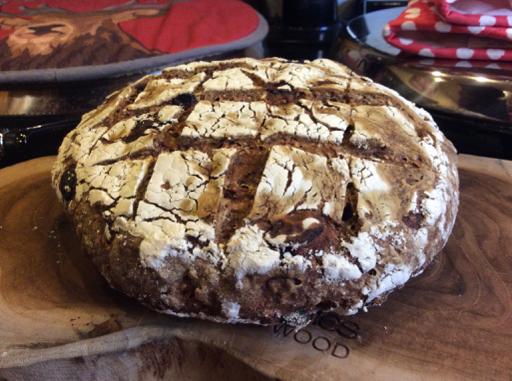 Recept zuurdesembrood