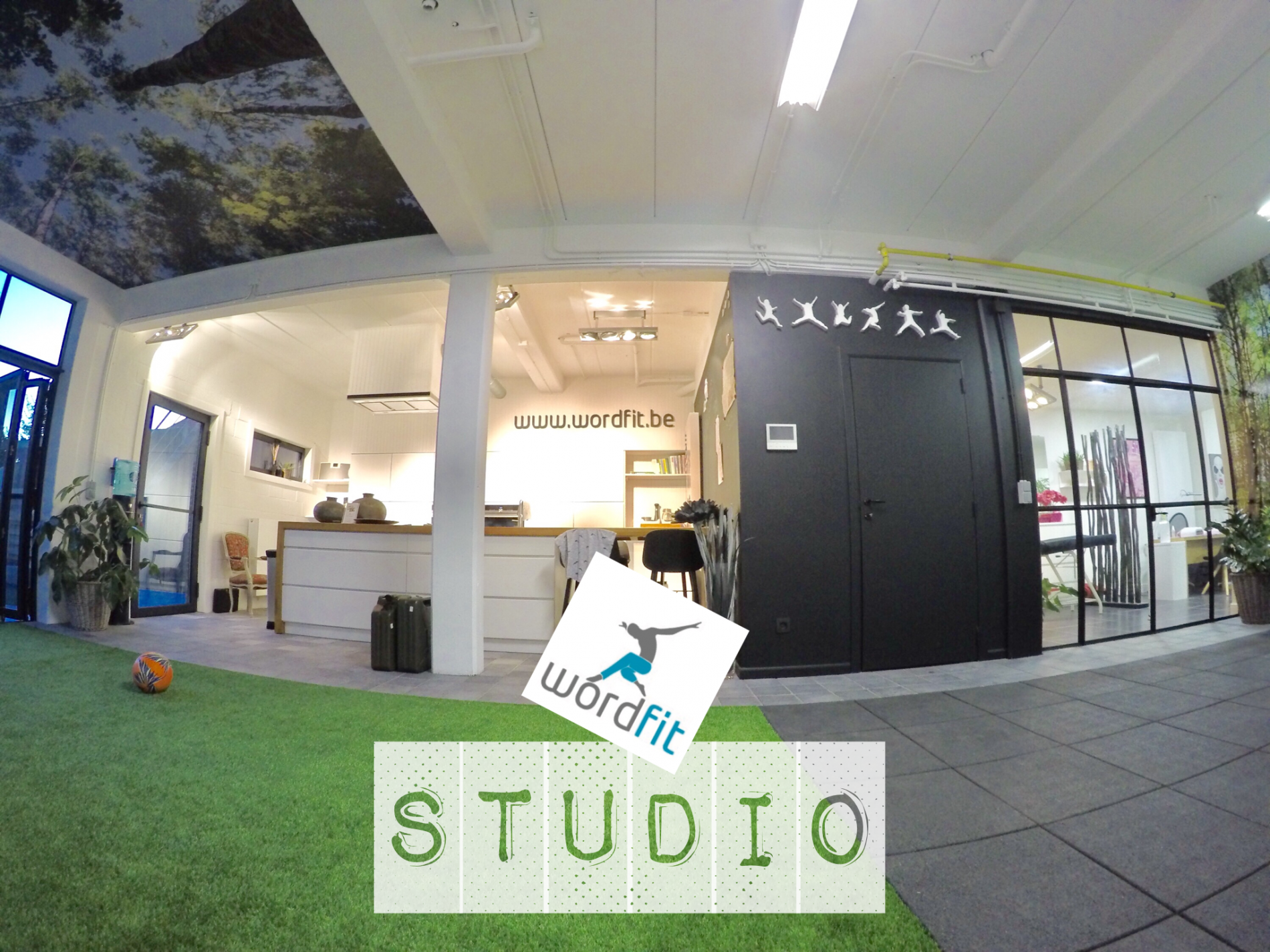 Personal training in WordFit-studio Bouwel Grobbendonk Antwerpen