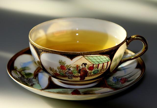 Drinken van groene thee... Welke gezondheidsvoordelen heeft dit?