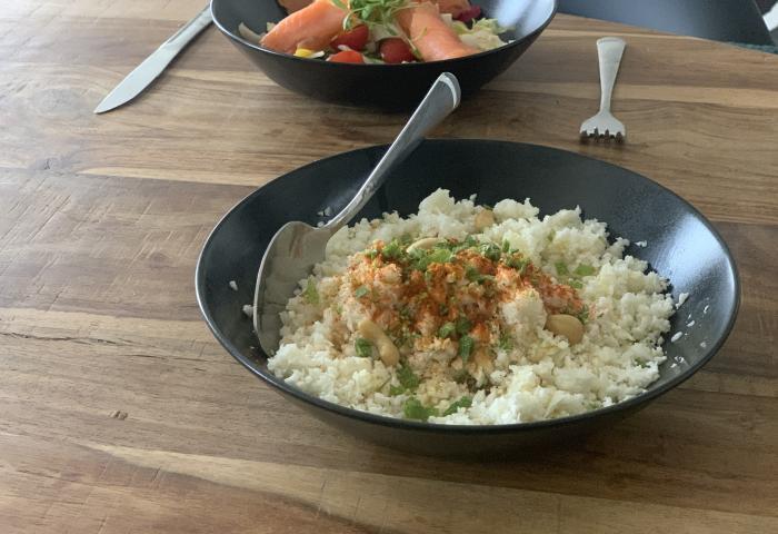 Recept: couscous van bloemkool