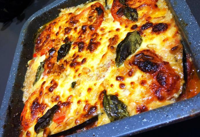 Recept Melanzane alla parmigiana WordFit Online vitaliteitscoaching